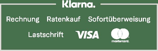 Dein Einkauf mit Klarna | Smoooth bezahlen. Immer.