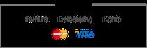 Klarna payment logos