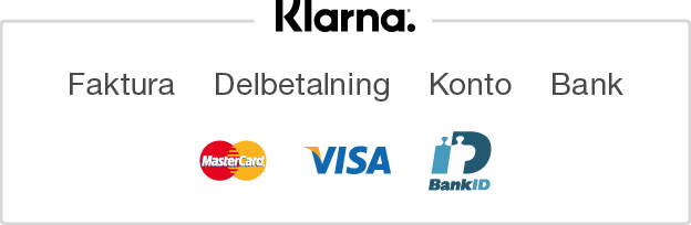 Klarna paymentmethods
