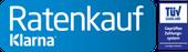 Klarna-Bezahlmethoden-Logo