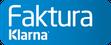 Klarna faktura logo