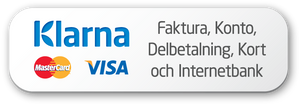 Klarna Checkout Badge